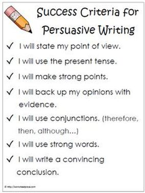 examples of persuasive writing essays - Examples Of Persuasive Writing Essays